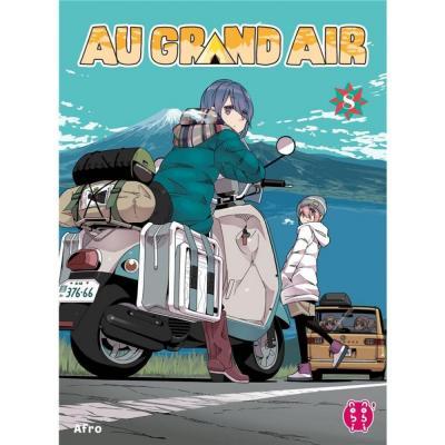 Au grand air tome 8