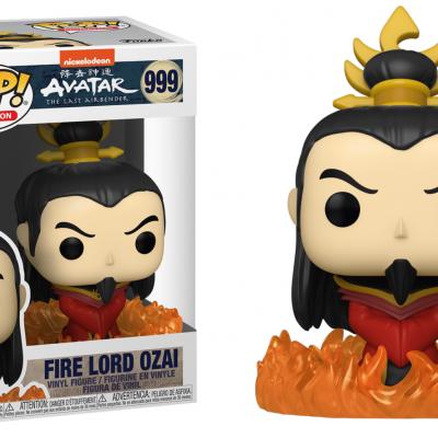 Avatar bobble head pop n 999 ozai