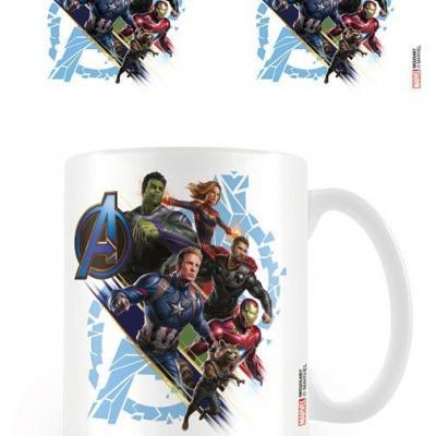 Avengers endgame attack mug 315ml