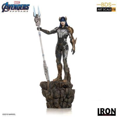 Avengers endgame bds art 1 10eme proxima midnight black order 32cm