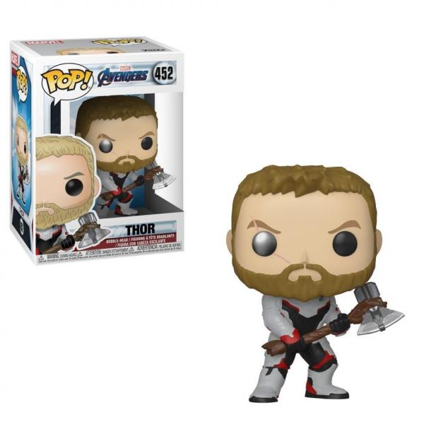 Avengers endgame bobble head pop n 452 thor
