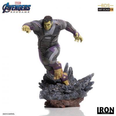Avengers endgame hulk standard version statue 22cm