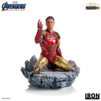 Avengers endgame i am iron man statue 15cm 3
