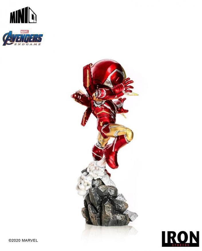 Avengers endgame iron man figurine mini co 20cm 1