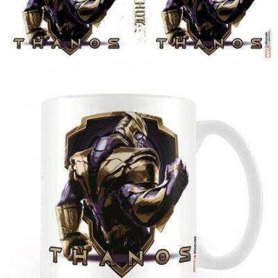 Avengers endgame thanos warrior mug 315ml