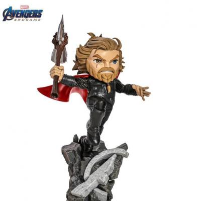 Avengers endgame thor figurine mini co 20cm