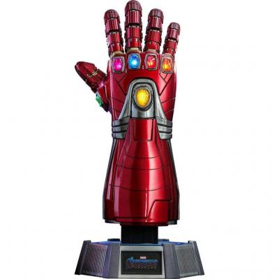Avengers endgames nano gauntlet life size replica 52cm