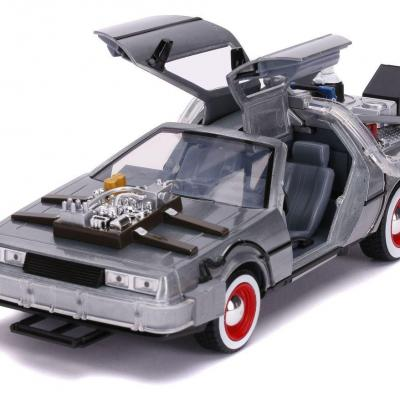 Back to the future 3 time machine 1 24