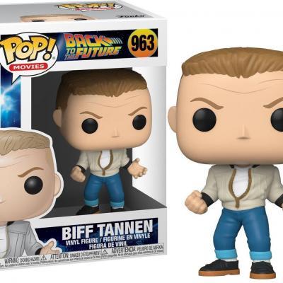Back to the future bobble head pop n 963 biff tannen