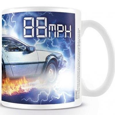 Back to the future mug 300 ml 88mph