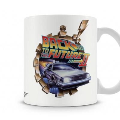 Back to the future mug part ii