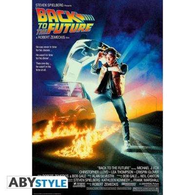 Back to the future poster 61x91 one sheet 1