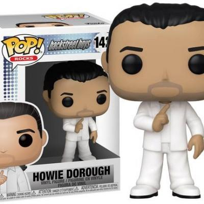 Backstreet boys bobble head pop n 142 howie dorough