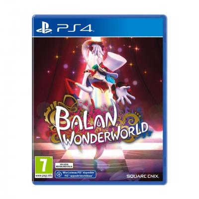 Balan wonderworld ps5 upgrade