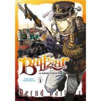 Baltzar la guerre dans le sang tome 1