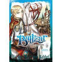Baltzar la guerre dans le sang tome 2