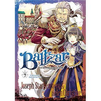 Baltzar la guerre dans le sang tome 7