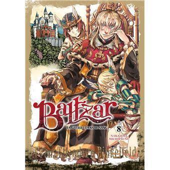 Baltzar la guerre dans le sang tome 8