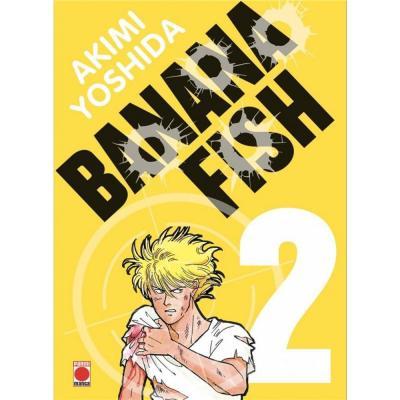 Banana fish tome 2 perfect edition