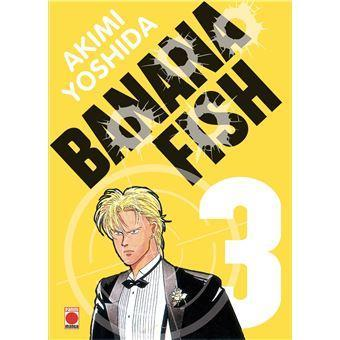 Banana fish tome 3 perfect edition
