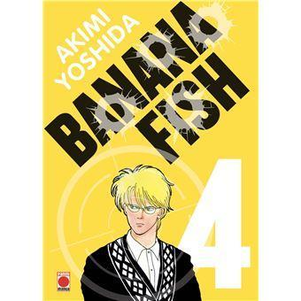 Banana fish tome 4 perfect edition
