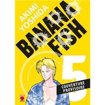 Banana fish tome 5 perfect edition