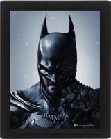 Batman 3d lenticular poster 26x20 batman joker arkham origins 1