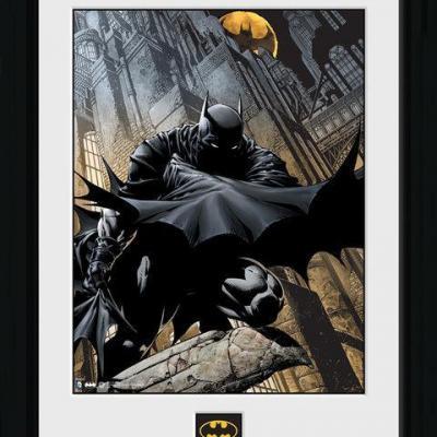 Batman collector print 30x40 batman stalker