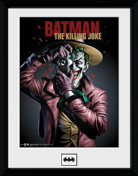 Batman collector print 30x40 killing joke