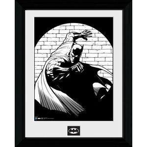 Batman collector print 30x40 spotlight