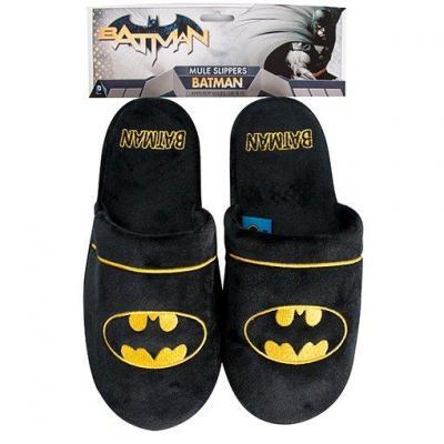 Batman pantoufles logo 41 44