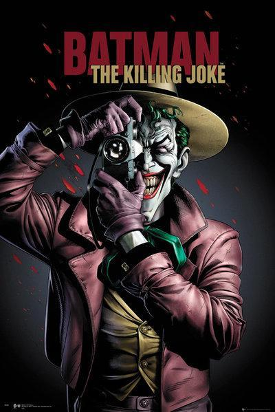 Batman poster 61x91 killing joke