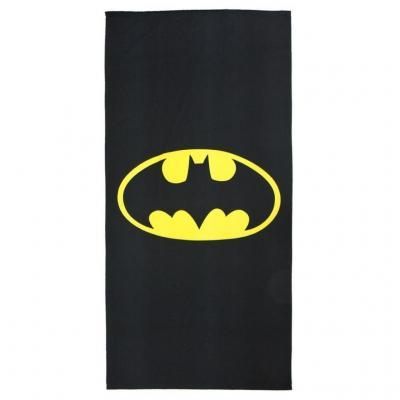 Batman serviette de bain 90 x 180 logo