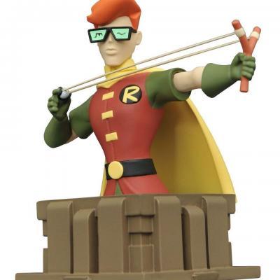 Batman the animated series buste dark knight robin 15 cm