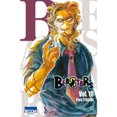 Beastars tome 10