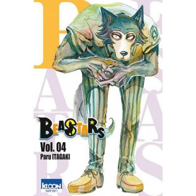 Beastars tome 4
