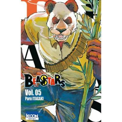 Beastars tome 5