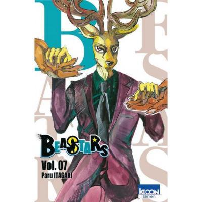 Beastars tome 7