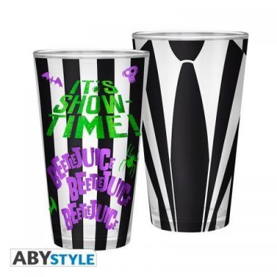 Beetlejuice costume verre xxl 400ml