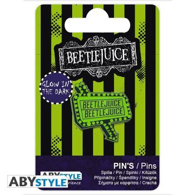 Beetlejuice pin s beetlejuice