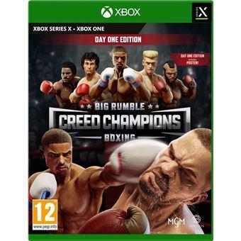 Big rumble boxing creed champions day one edition box uk
