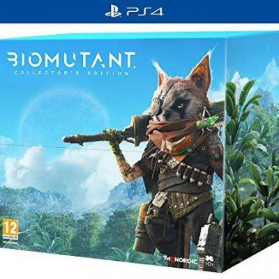 Biomutant collector s edition
