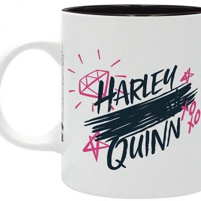 Birds of prey harley quinn mug 320 ml