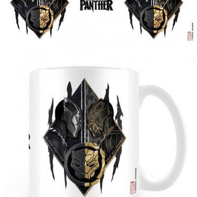 Black panther black panther vs erik killmonger mug 315ml