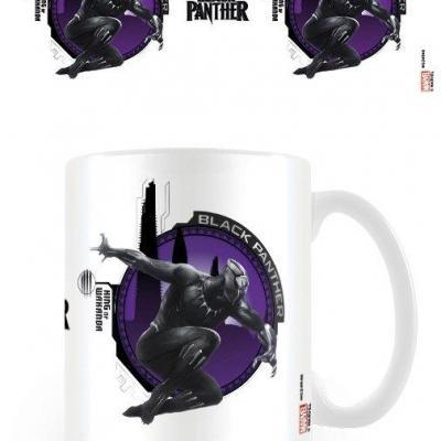 Black panther king of wakanda mug 315ml