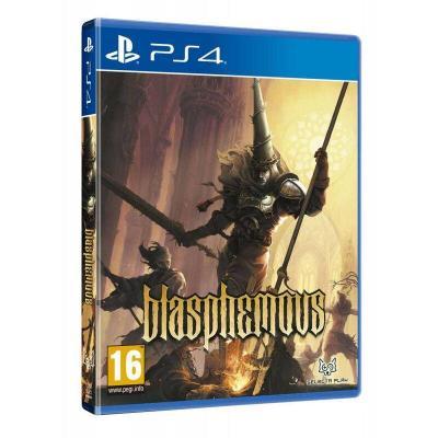 Blasphemous deluxe edition 1