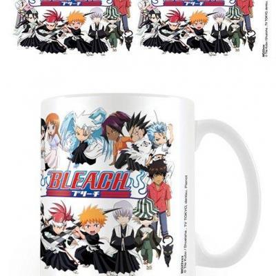 Bleach mug 300 ml chibi characters