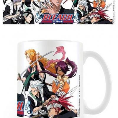 Bleach mug 300 ml soul society divided