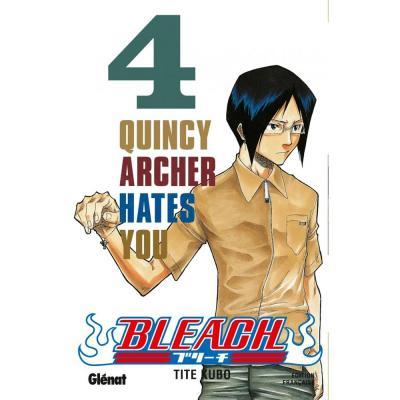 Bleach tome 4