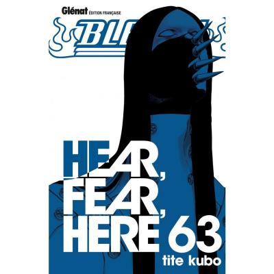 Bleach tome 63